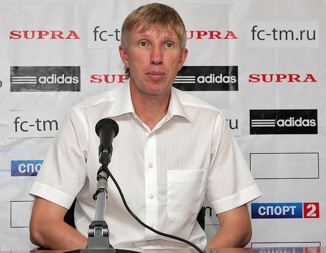 Михаил белов главный тренер торпедо